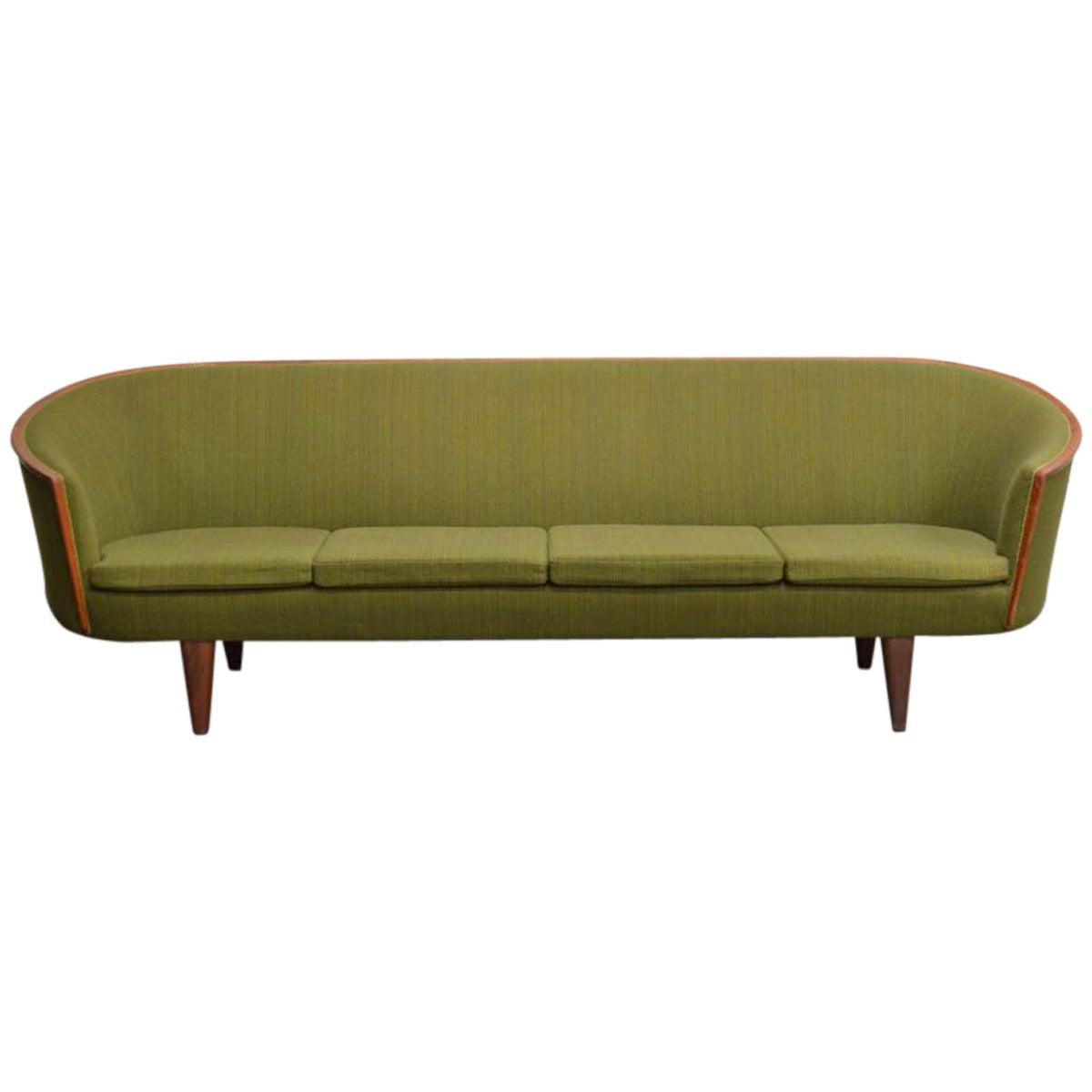 Barrelback Sofas
